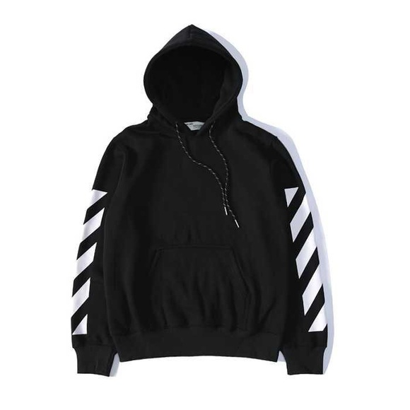 Off-White Other - Off-White Classic Black Hoodie